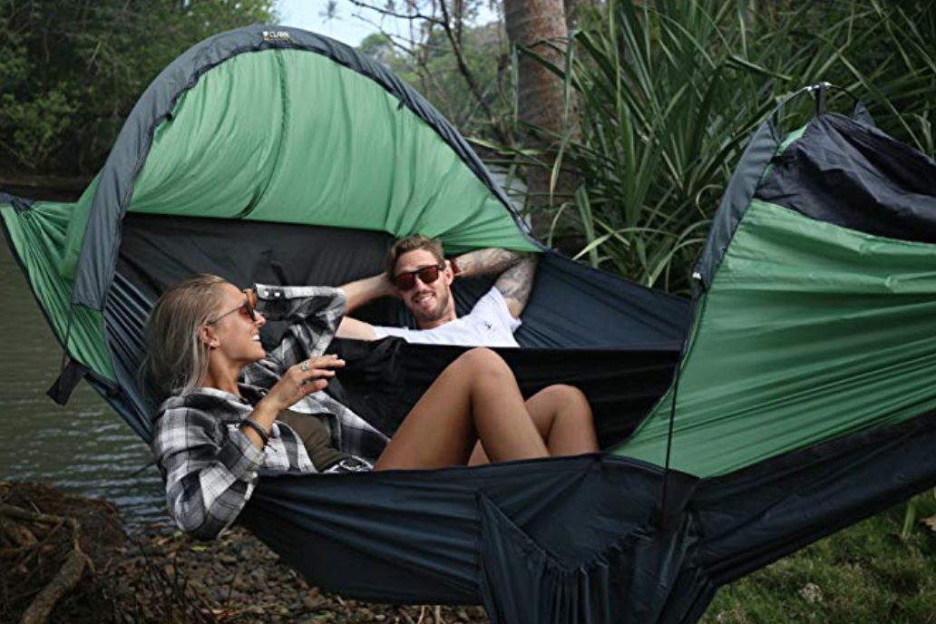 two person double nester hammock