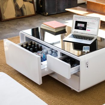 center table cooler for drinks
