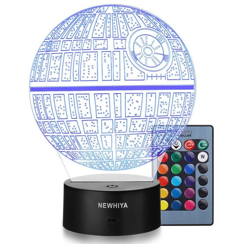 3D Star Wars Night Light