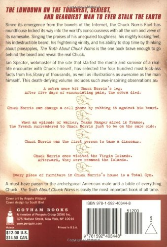 The 400 Facts About Chuck Norris Book 4