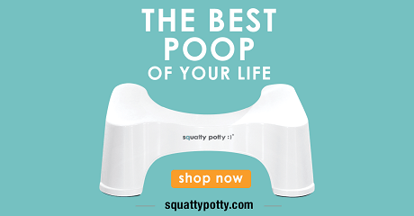 The Squatty Potty 4