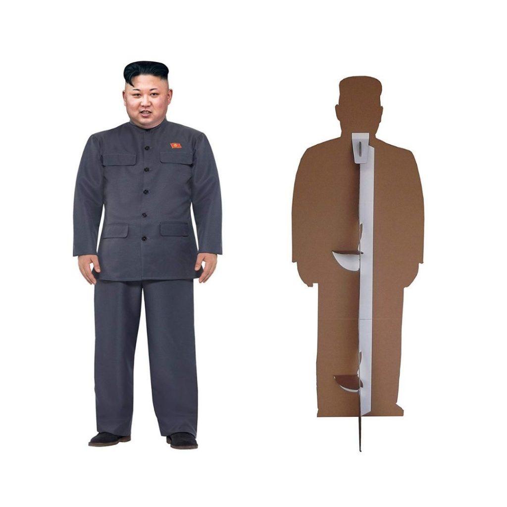 Life-Size Kim Jong Un