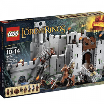 Lord of the Rings Lego Set