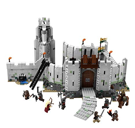 The Battle of Helm's Deep Lego Set 3