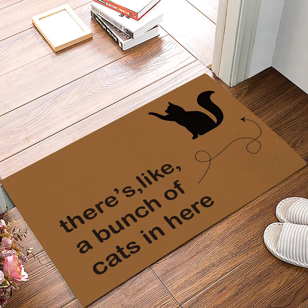 The Cat Mat 1