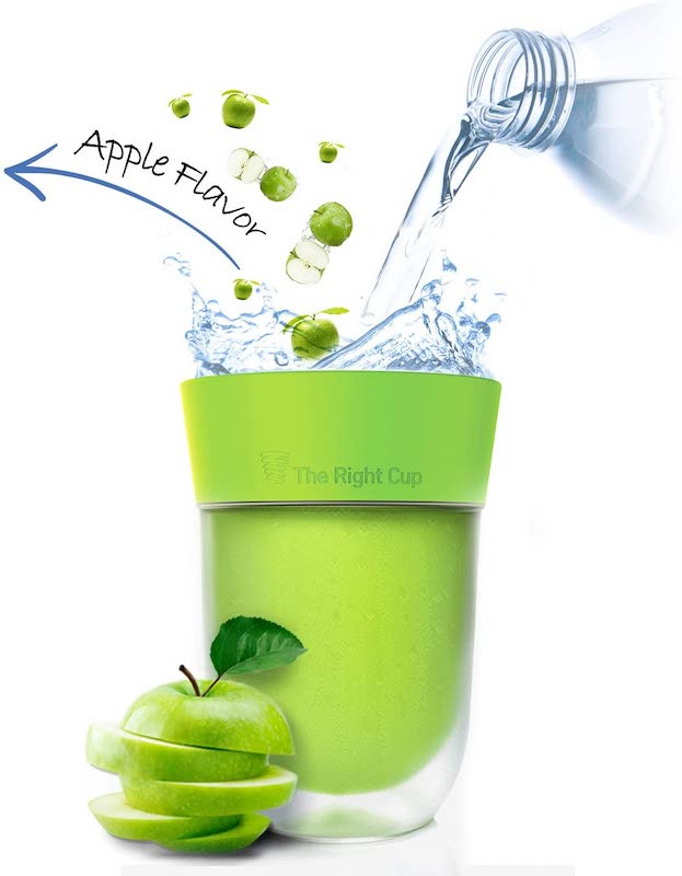 apple flavored water