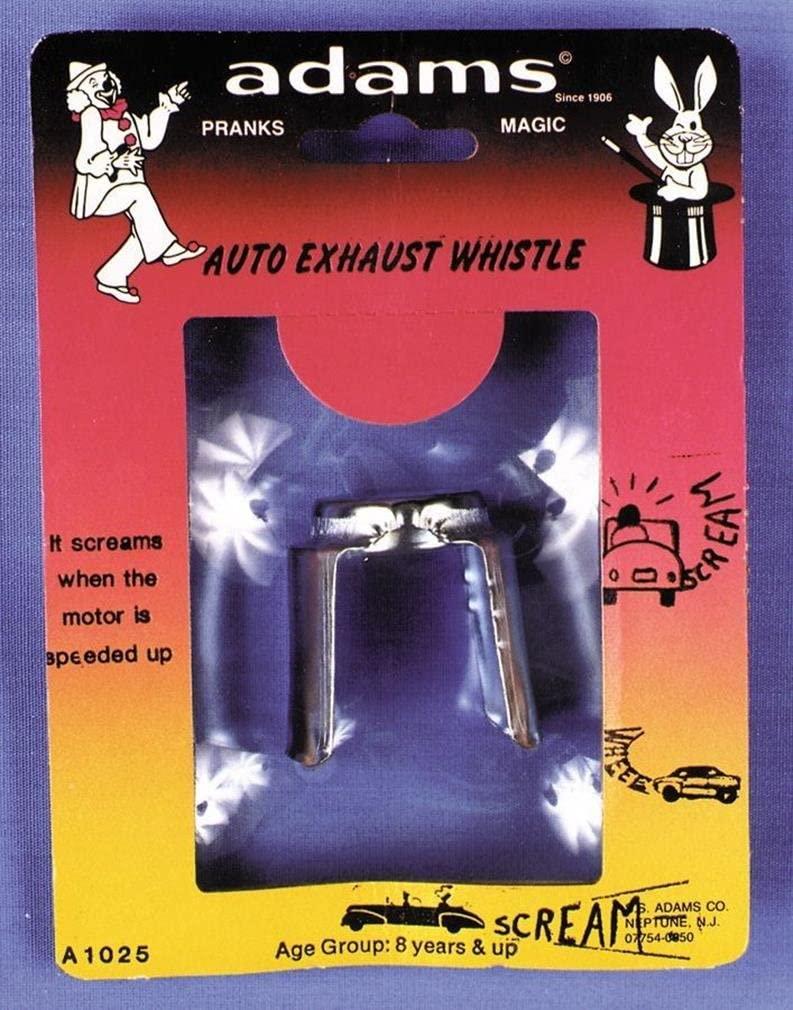 Car Exhaust Whistle Prank 8