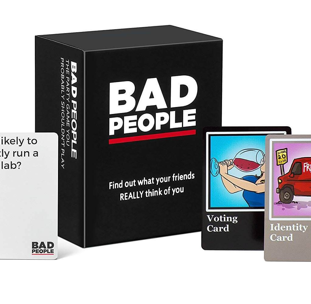 Bad People – The Bad Game of Cards For Bad Friends