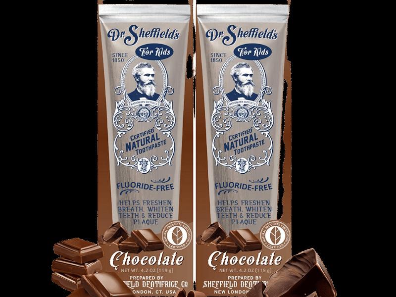 Chocolate Toothpaste 4