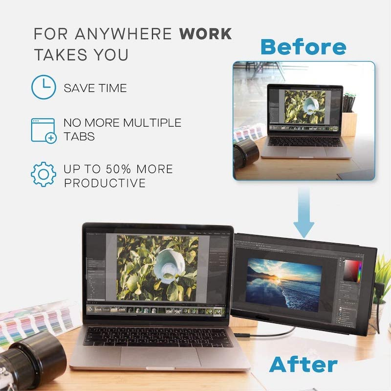 The Portable Second Screen 7