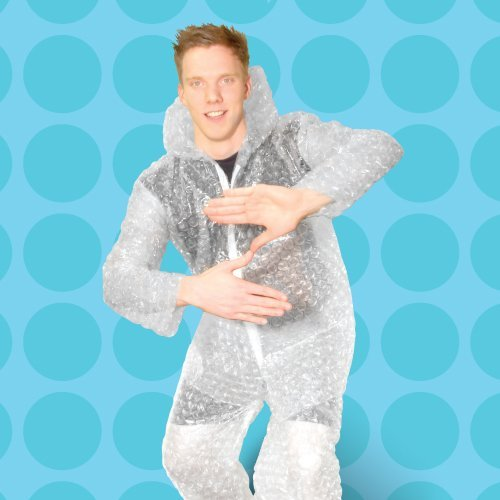 The Bubble Wrap Suit 1