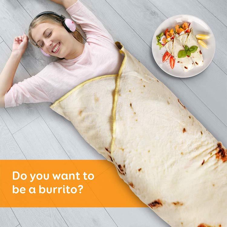 Tortilla Blanket 4