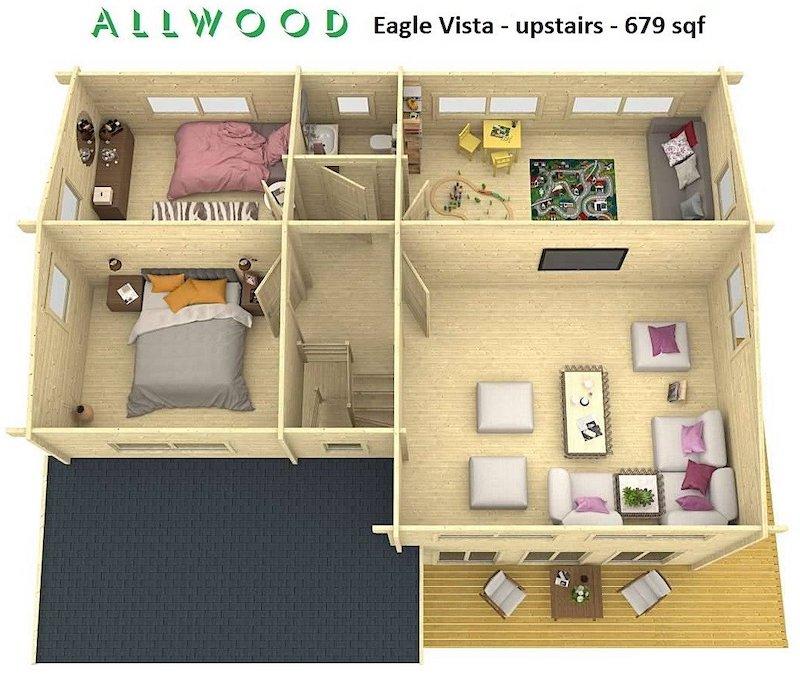 The DIY Cabin Kit 3