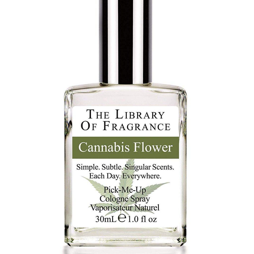 Cannabis Scent Perfume