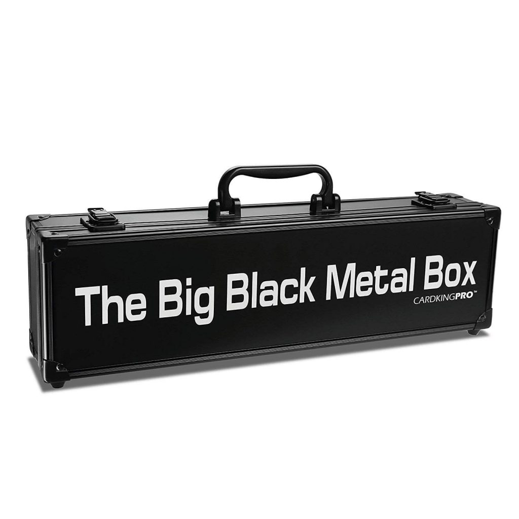 The Big Black Metal Box