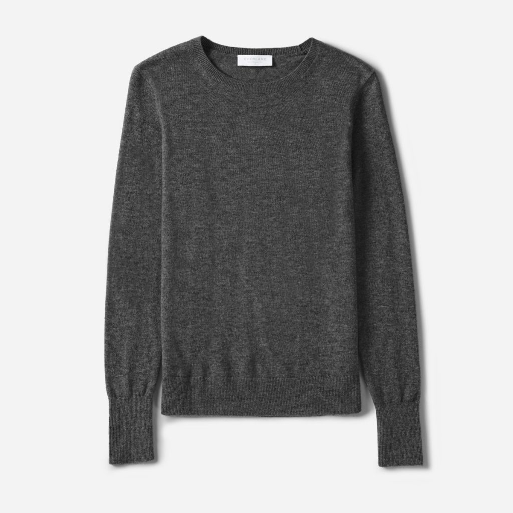 everlane cashmere sweater for women