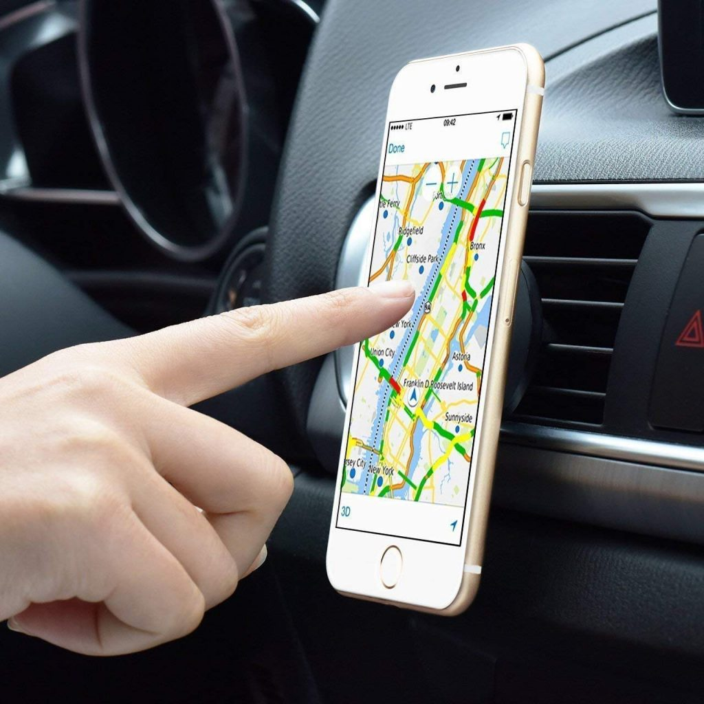 magnetic cell phone car mount