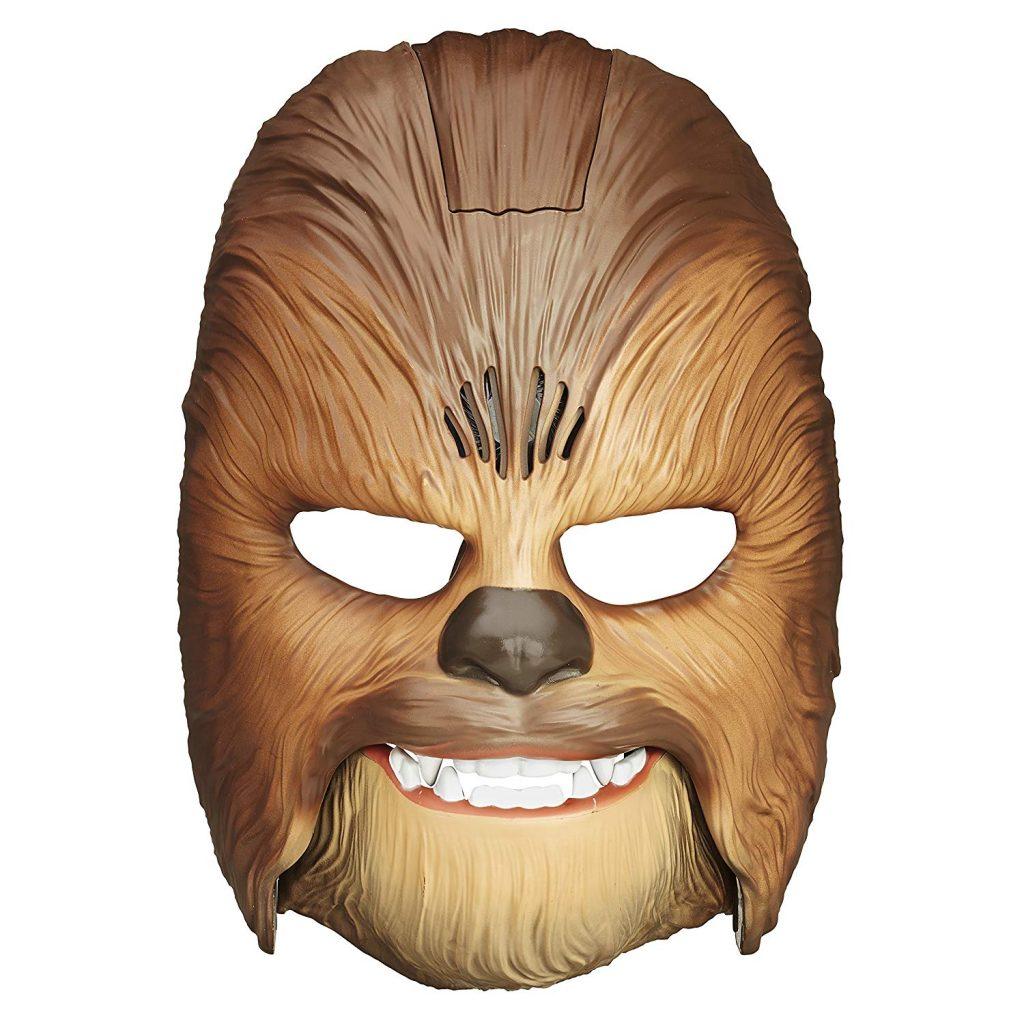 Roaring Chewbacca Mask