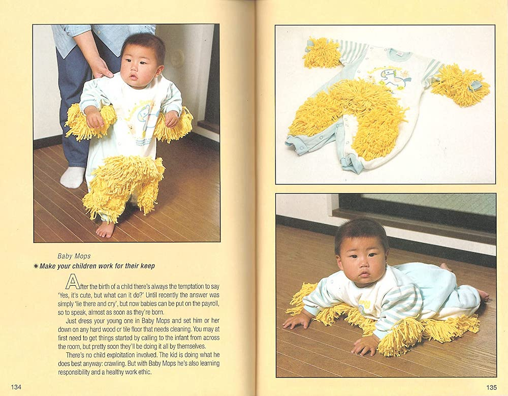 The Baby Mop 1