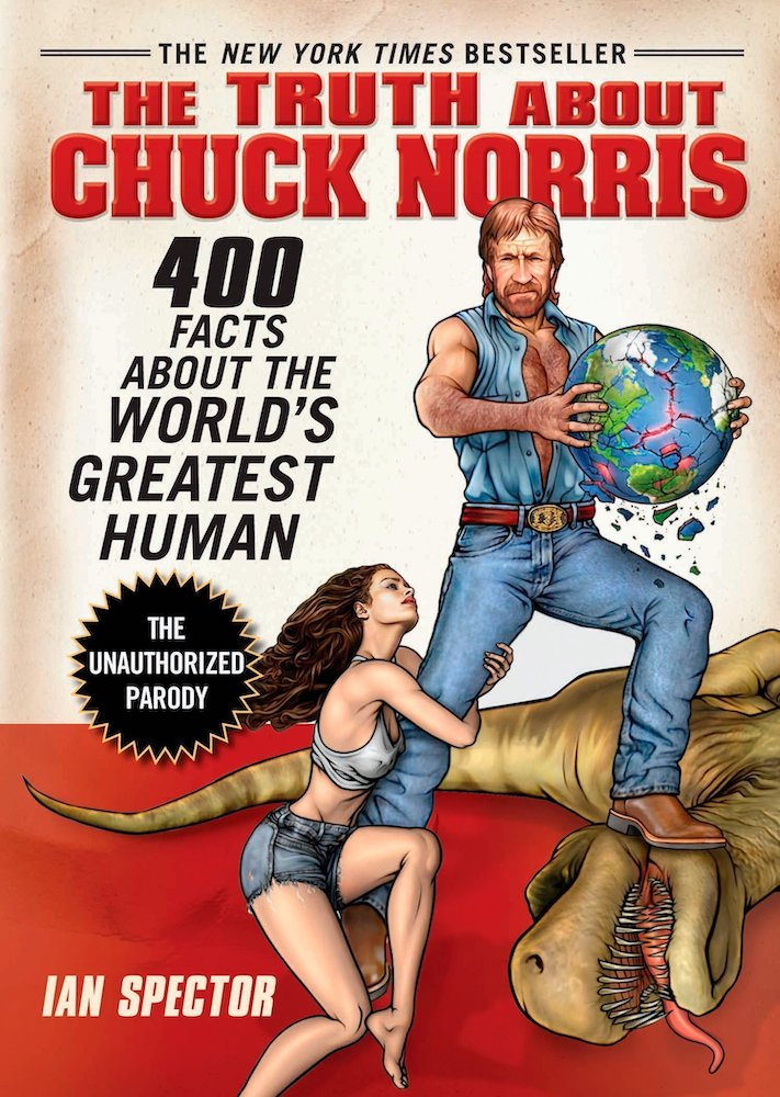 The 400 Facts About Chuck Norris Book 2