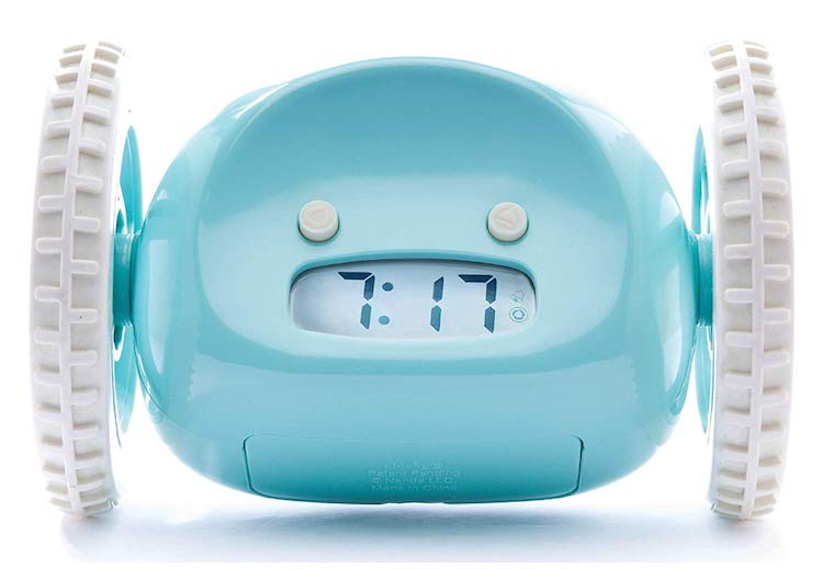 The Runaway Alarm Clock 4