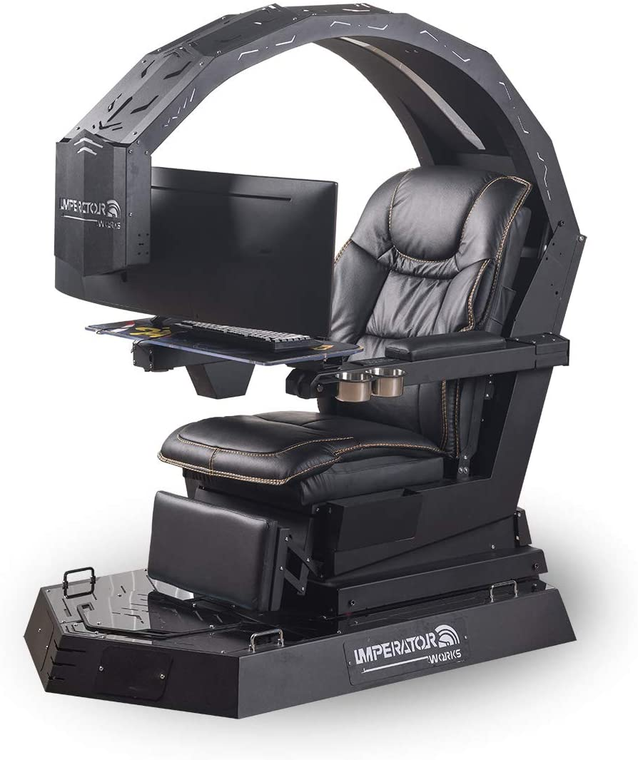 The #1 Gaming Chair