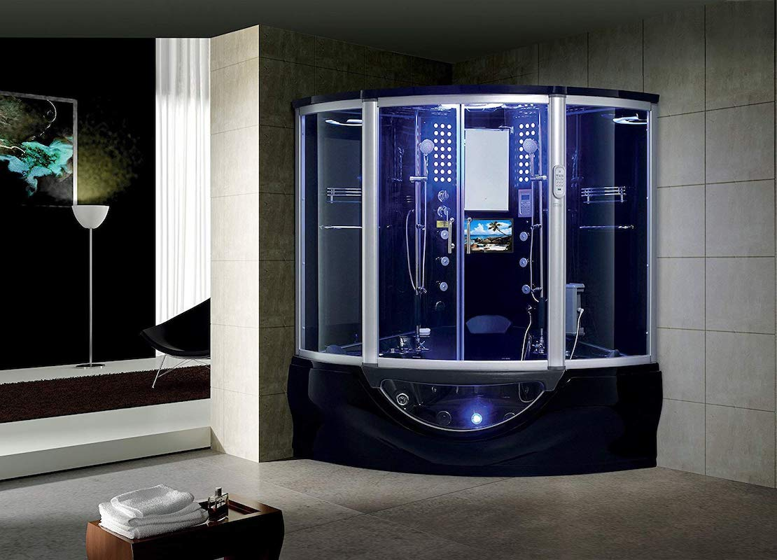 Luxury Power Shower 3