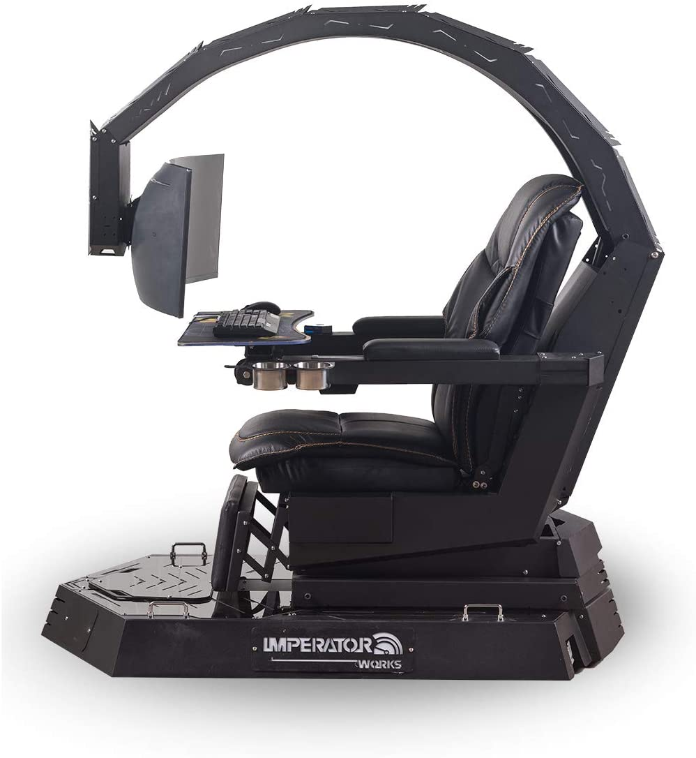 The Coolest Gaming Chair