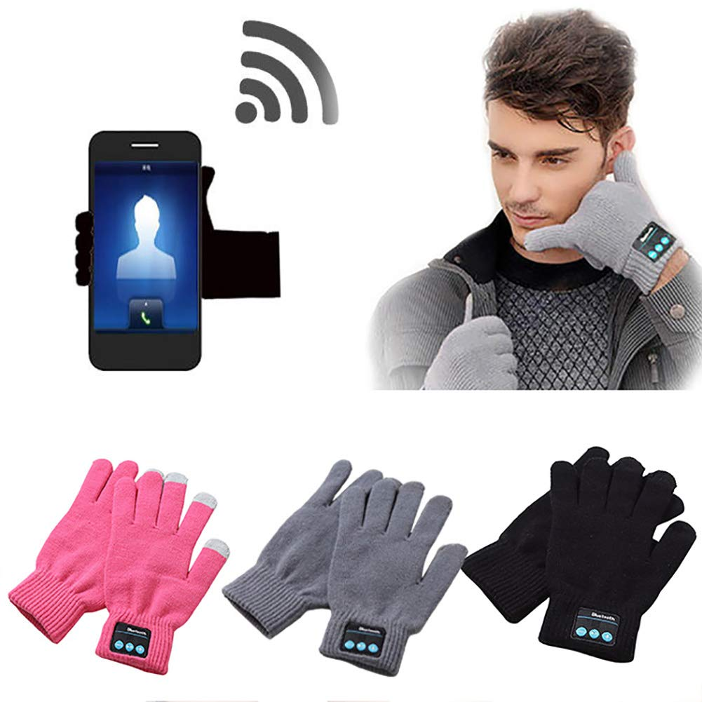 Bluetooth Gloves 7