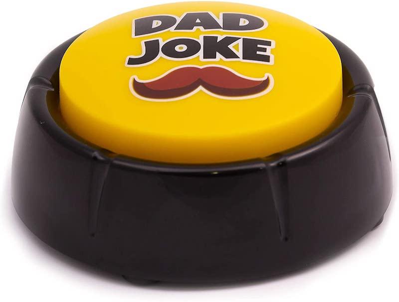 best dad jokes button