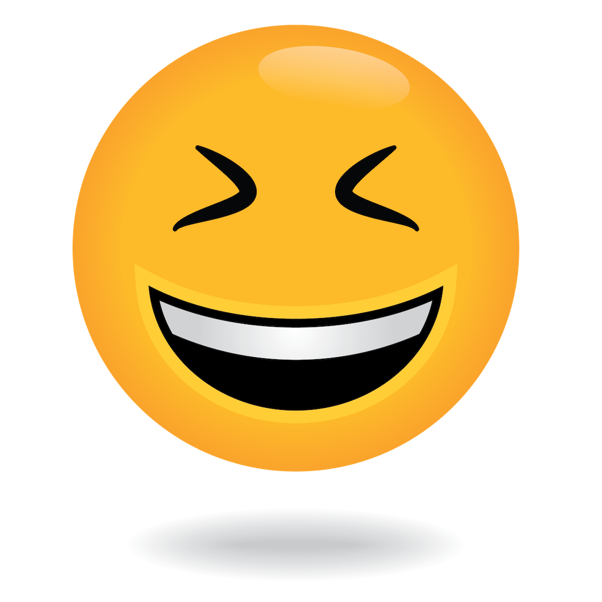 laughing emoji by define awesome