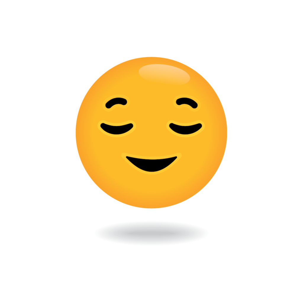 relax emoji by define awesome