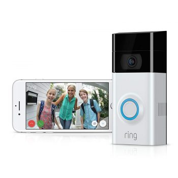 video recording doorbell camera for homes
