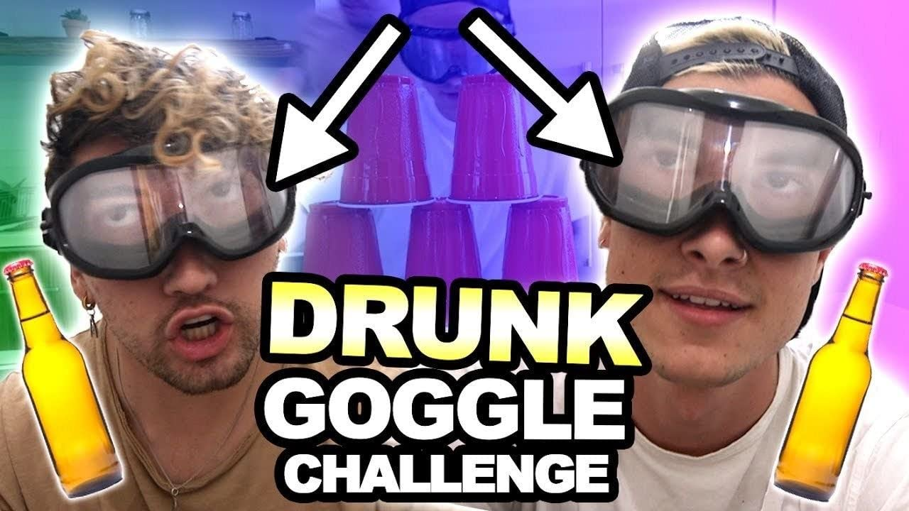play with drunk goggles