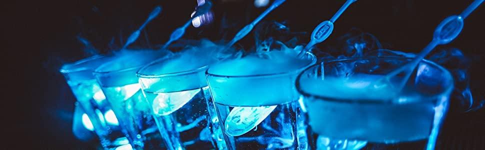 Dry Ice Drink Stirrers 2