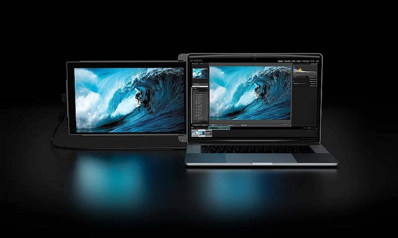 additional laptop screen
