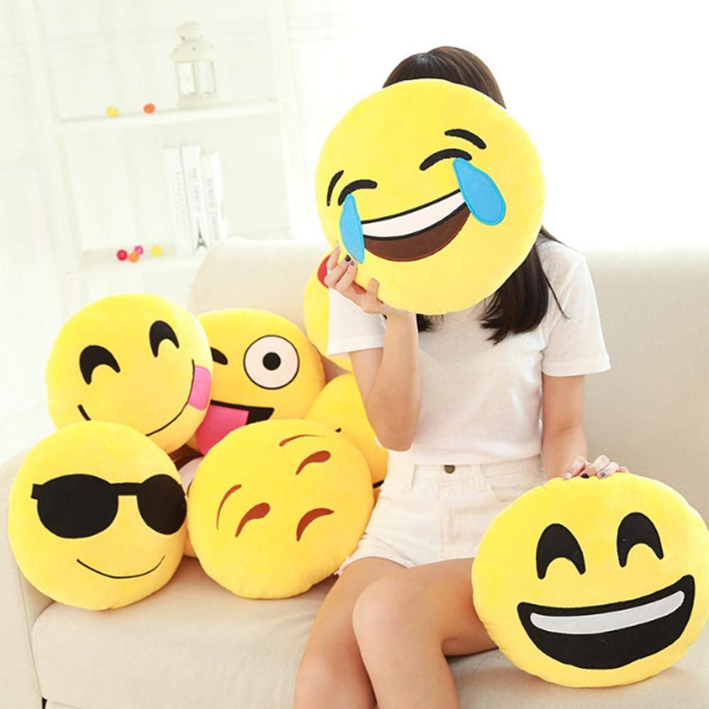 Emoji Pillows 1