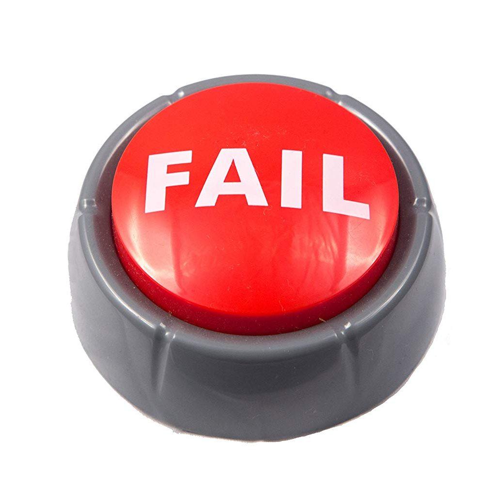 The Epic Fail Button