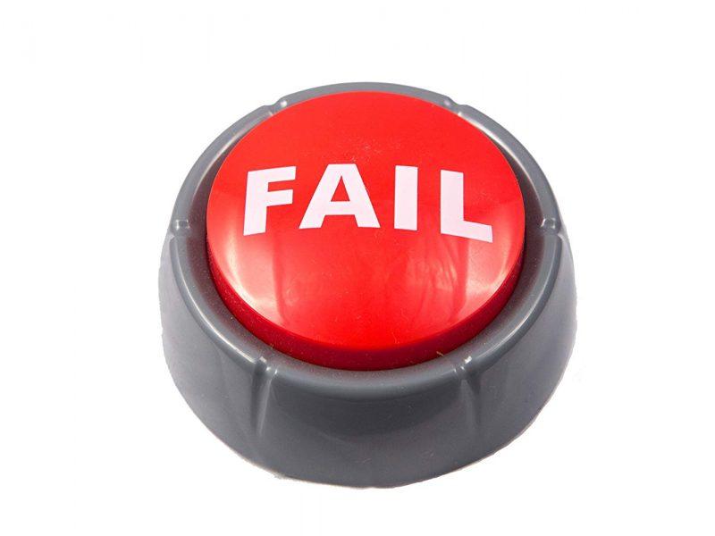 The Epic Fail Button 7