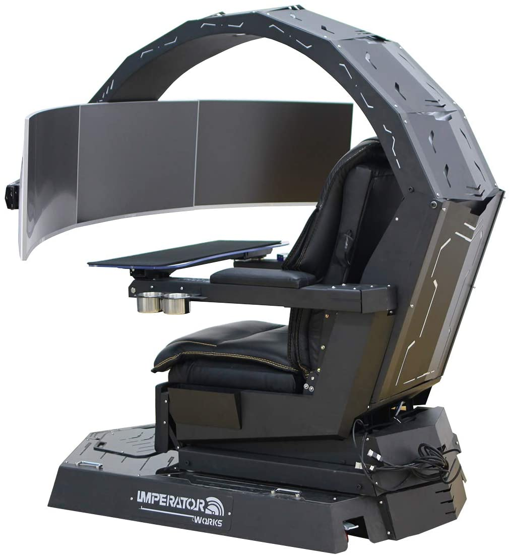 An Awesome Gaming Chair