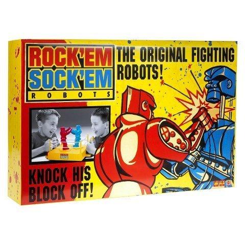 Rock 'Em Sock 'Em Robots 8