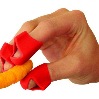 finger covers for food