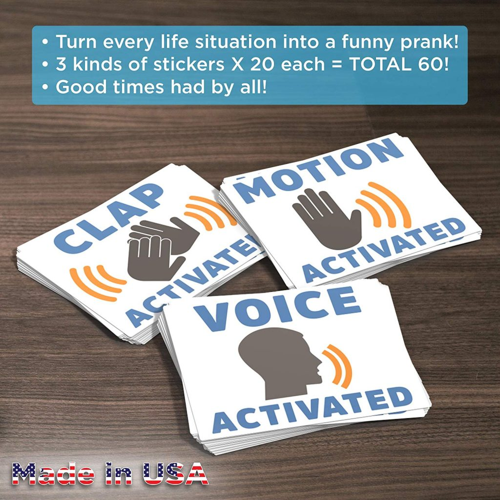 Device Activating Stickers 10