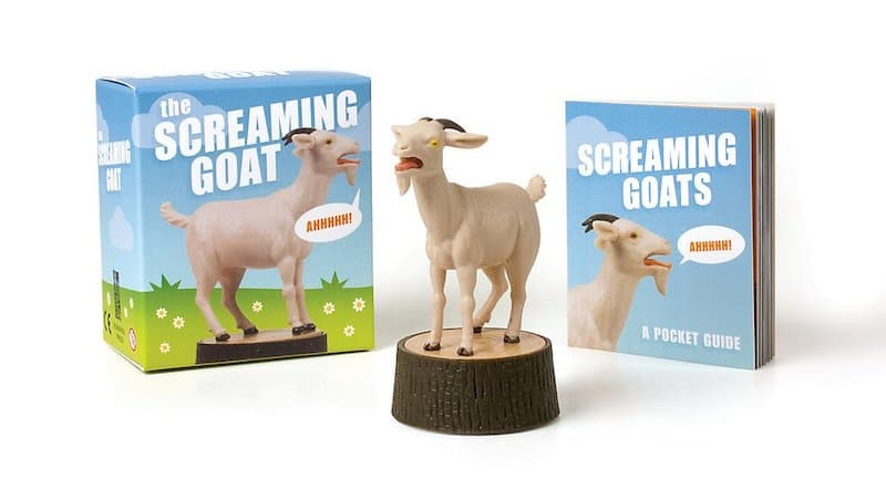 The Screaming Goat 3