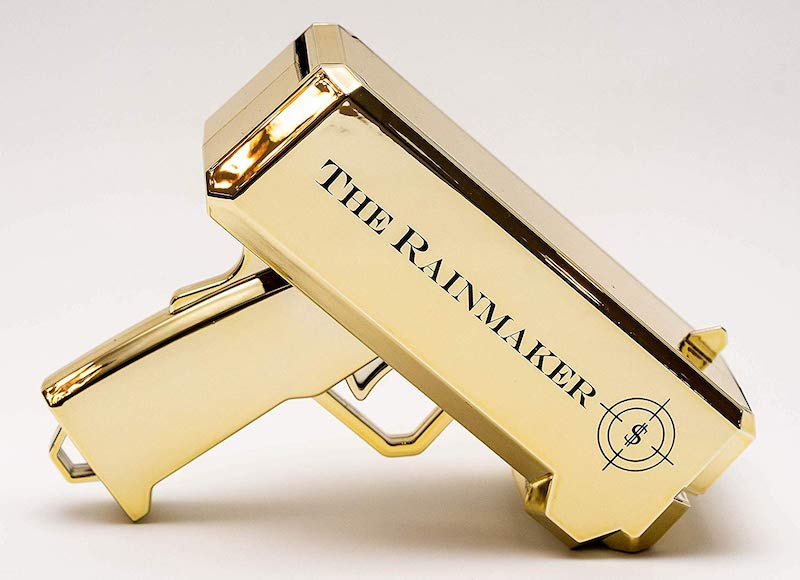 The Rainmaker Cash Gun 5