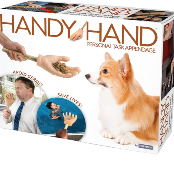 the handy hand gift box
