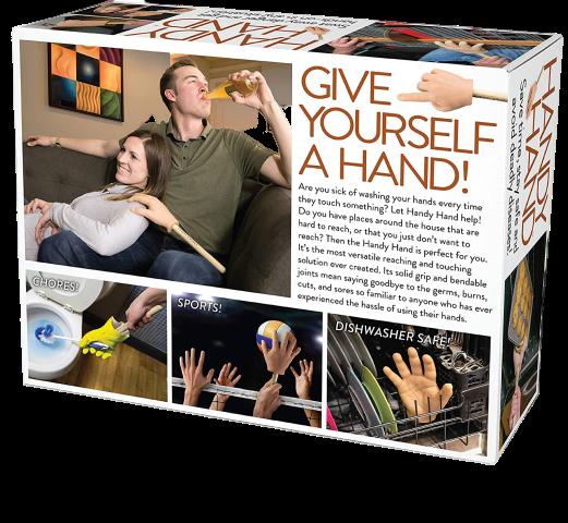 The Handy Hand 2