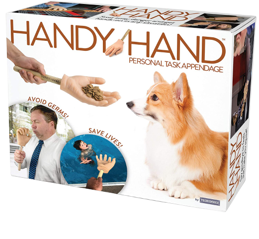 the handy hand gift box