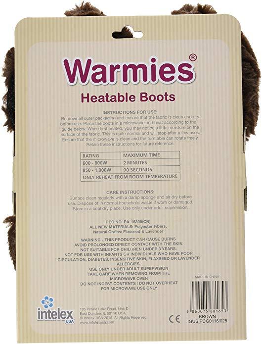 Microwaveable Slippers 10