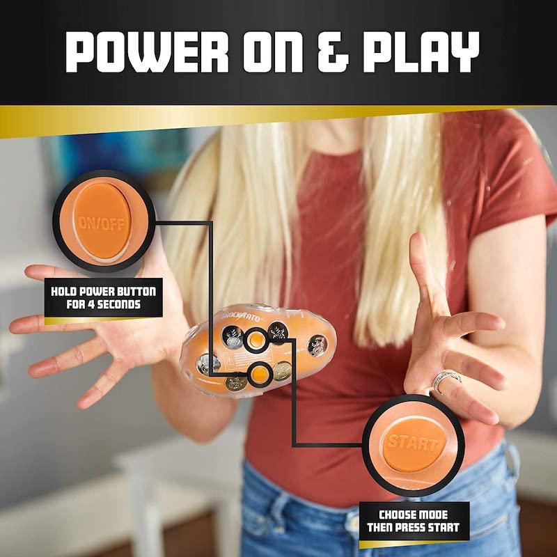 Shocktato: The Shocking Hot Potato Party Game 6